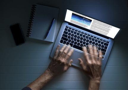 Online Web Content Or Internet Content