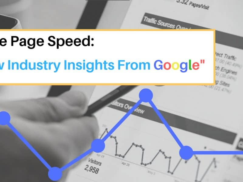 Mobile Page Speed New Industry Insights From Google