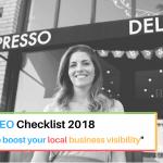 Local SEO Checklist 2018